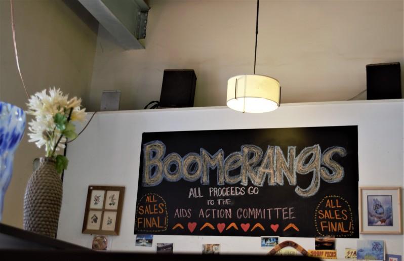Boomerangs II