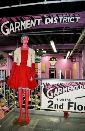 Garment District VIII