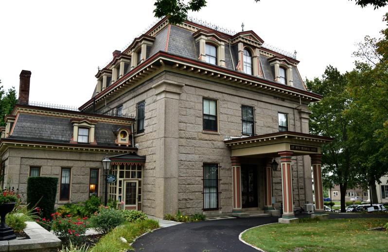 Fall River Historical Society I