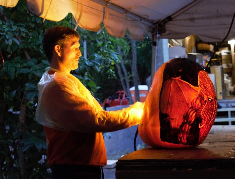 Pumpkin Carver IV