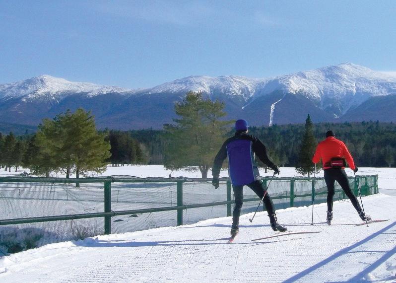 Nordic Ski Bretton Woods
