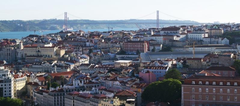 Lisbon 25 Bridge