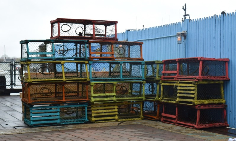 Portsmouth Lobster Traps