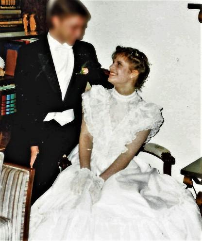 Sarah Sophomore Prom 1985