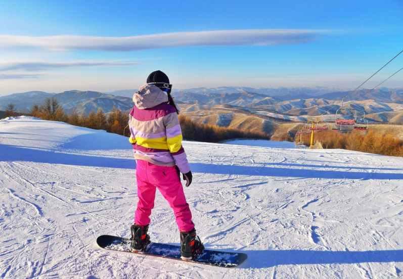 ski four