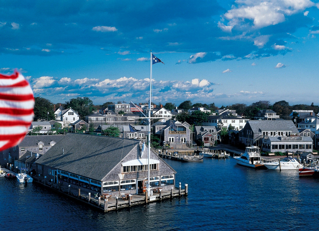 Edgartown Harbor (Peter Simon)